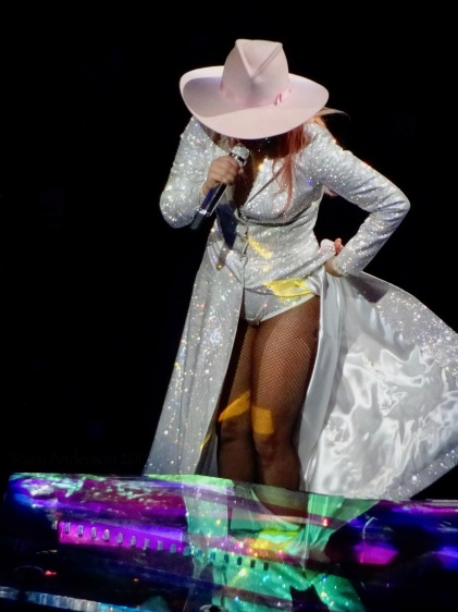 Lady Gaga Piano Stage Million Joanne World Tour Edmonton Aug 3 2017