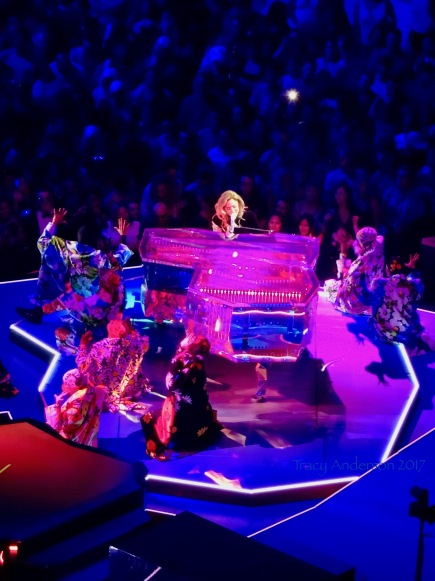 Lady Gaga Piano Stage with Dancers Joanne World Tour Edmonton Aug 3 2017
