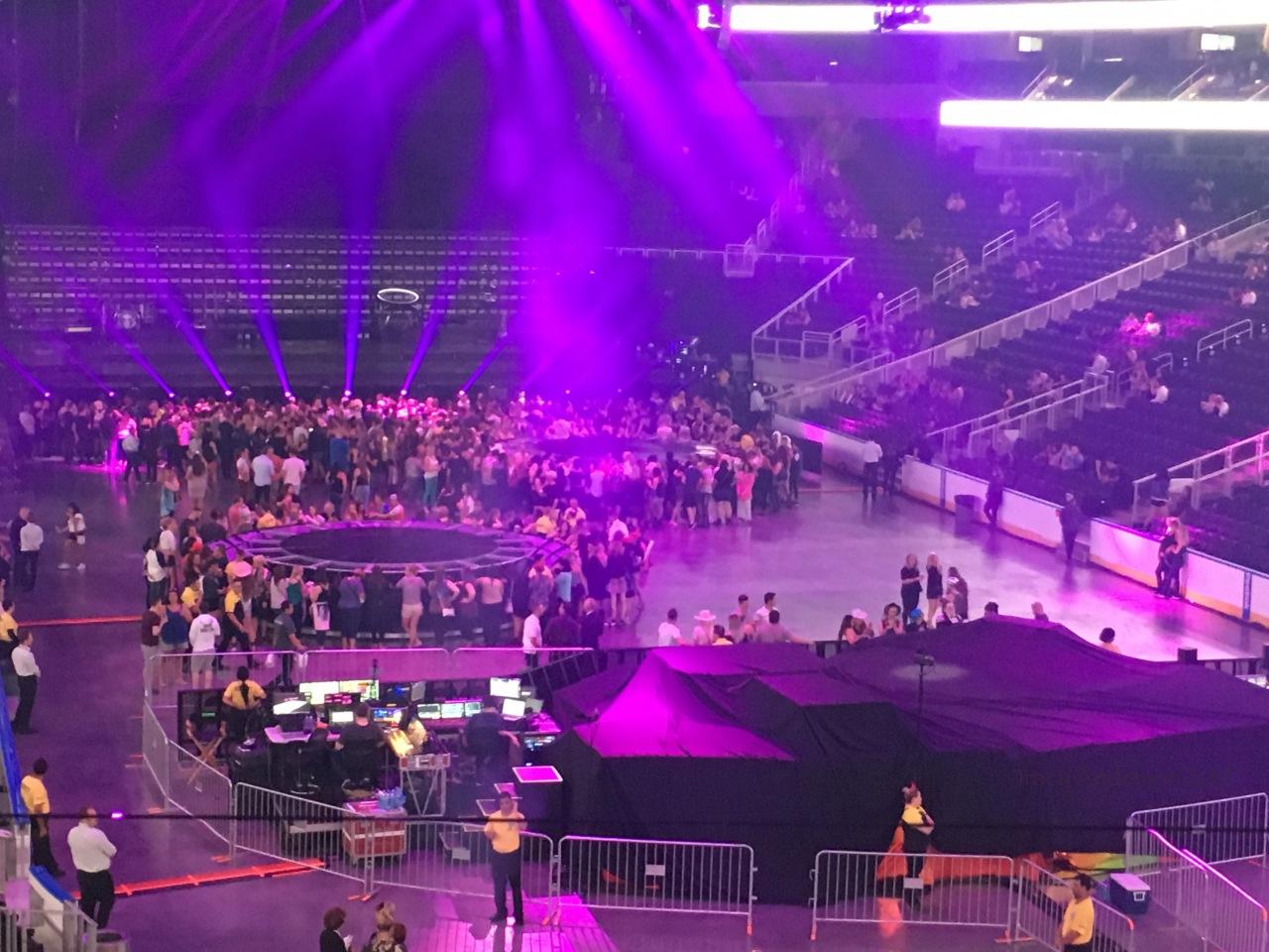 Lady Gaga Stages Joanne World Tour Edmonton Aug 3 2017