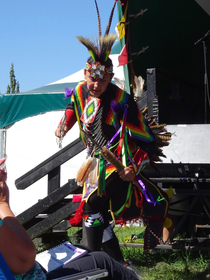 Logan Alexis Singers Dancer Edmonton Folk Fest 2017