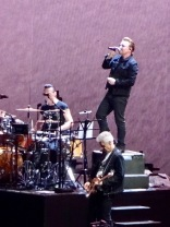 Streets Bono Adam Larry U2 Brussels Aug 1 2017
