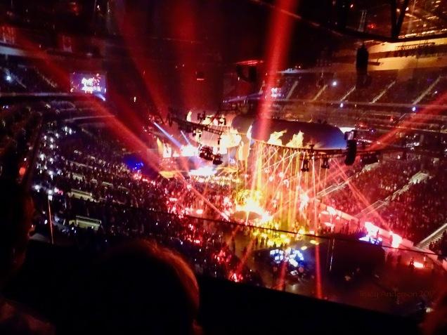 The Stage Lady Gaga Joanne World Tour Edmonton Aug 3 2017