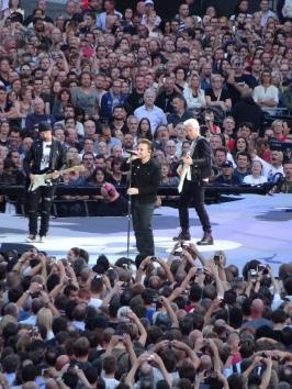 U2 Brussels August 1 2017