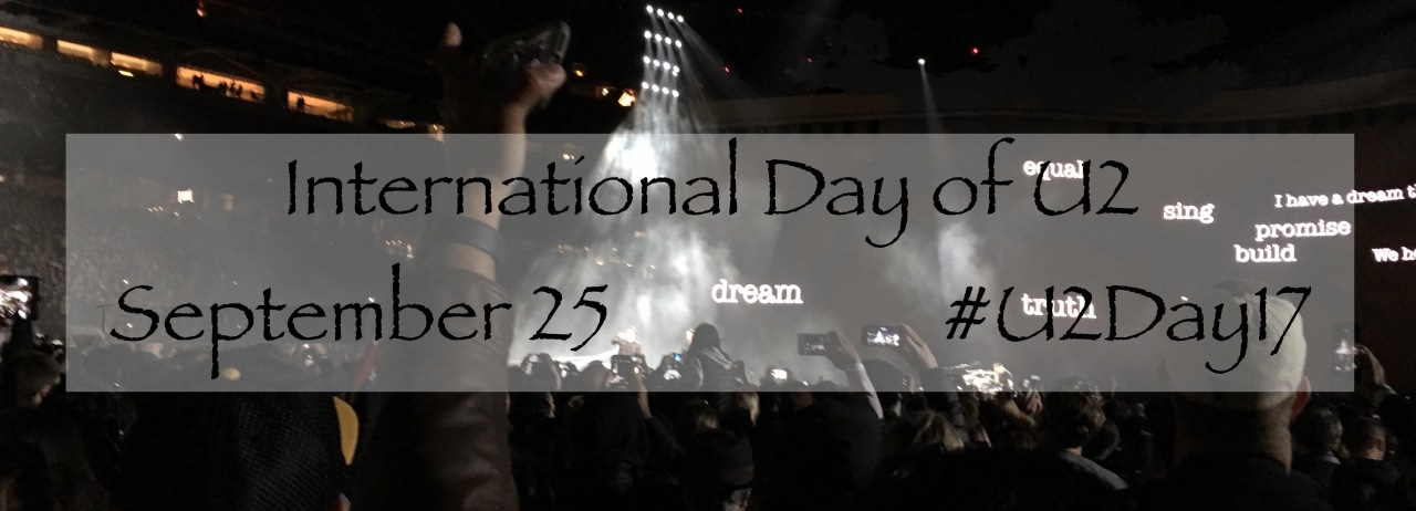 U2 Day Crowd