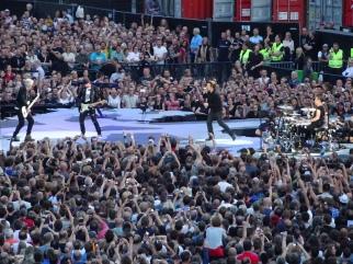 U2 King Baudouin Stadium Brussels August 1 2017