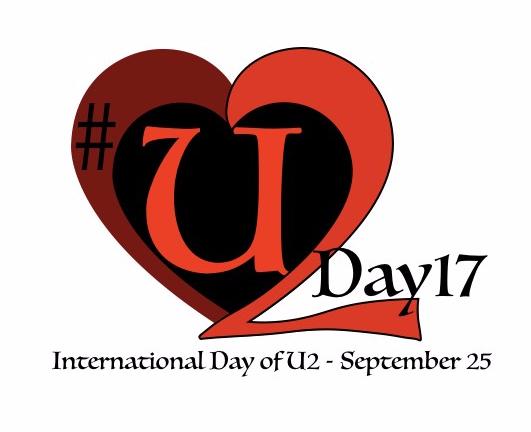 U2 Day 17 Logo