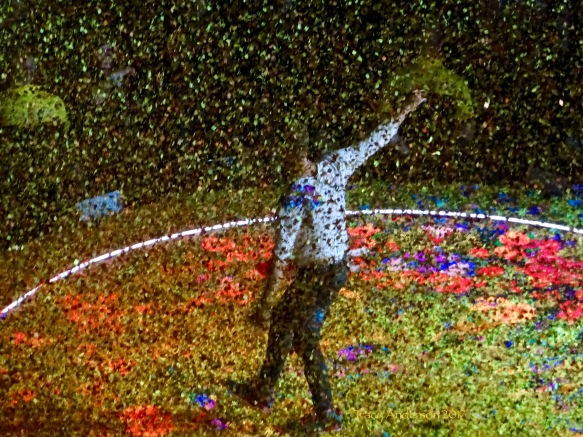 Chris Marin Confetti 2 Coldplay Rogers Place Edmonton September 27, 2017