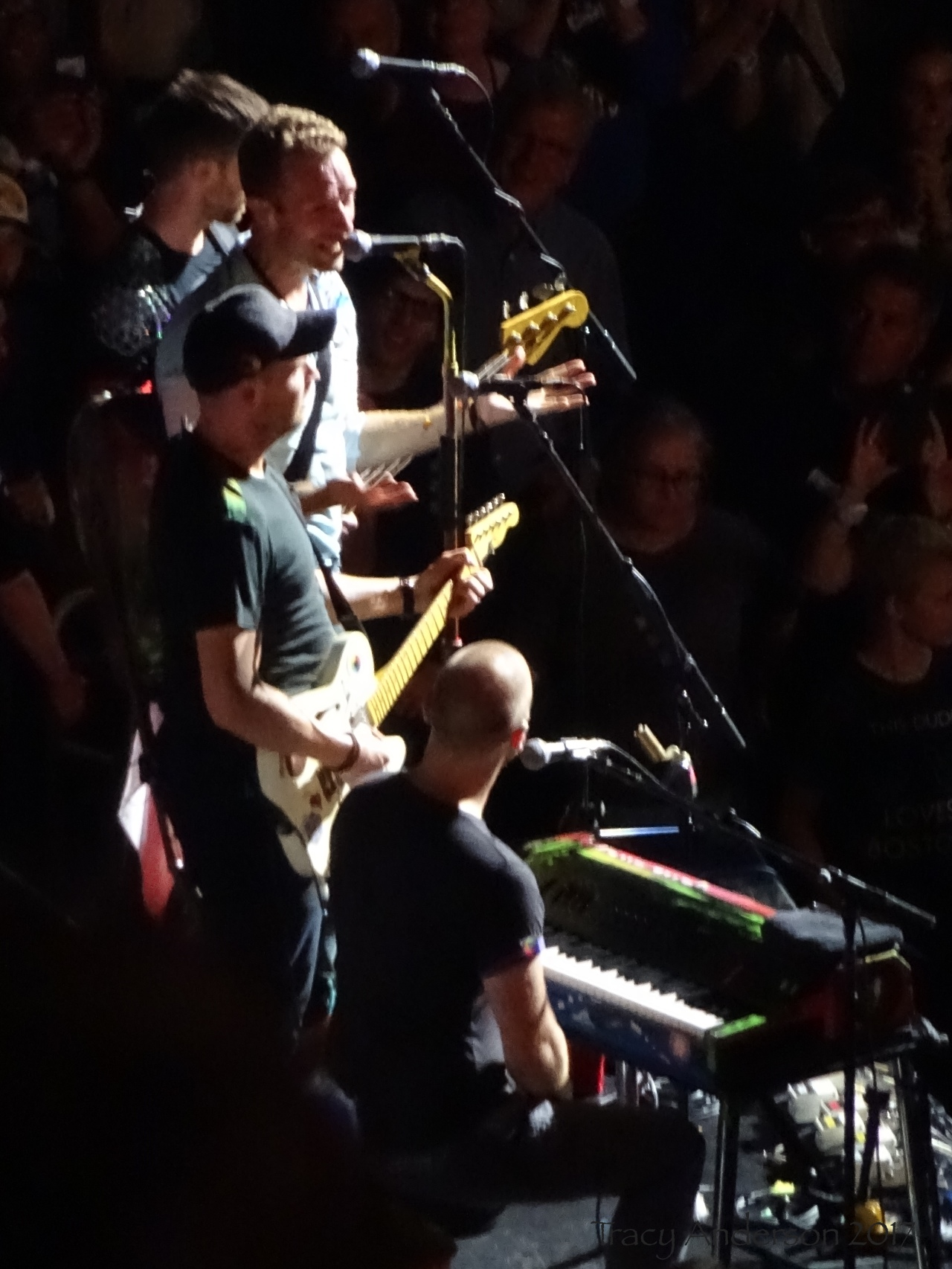 Coldplay C Stage A Head Full of Dreams Tour Rogers Place Edmonton September 27 2017