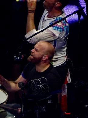 Will Champion Coldplay Rogers Place Edmonton Sept 27 2017