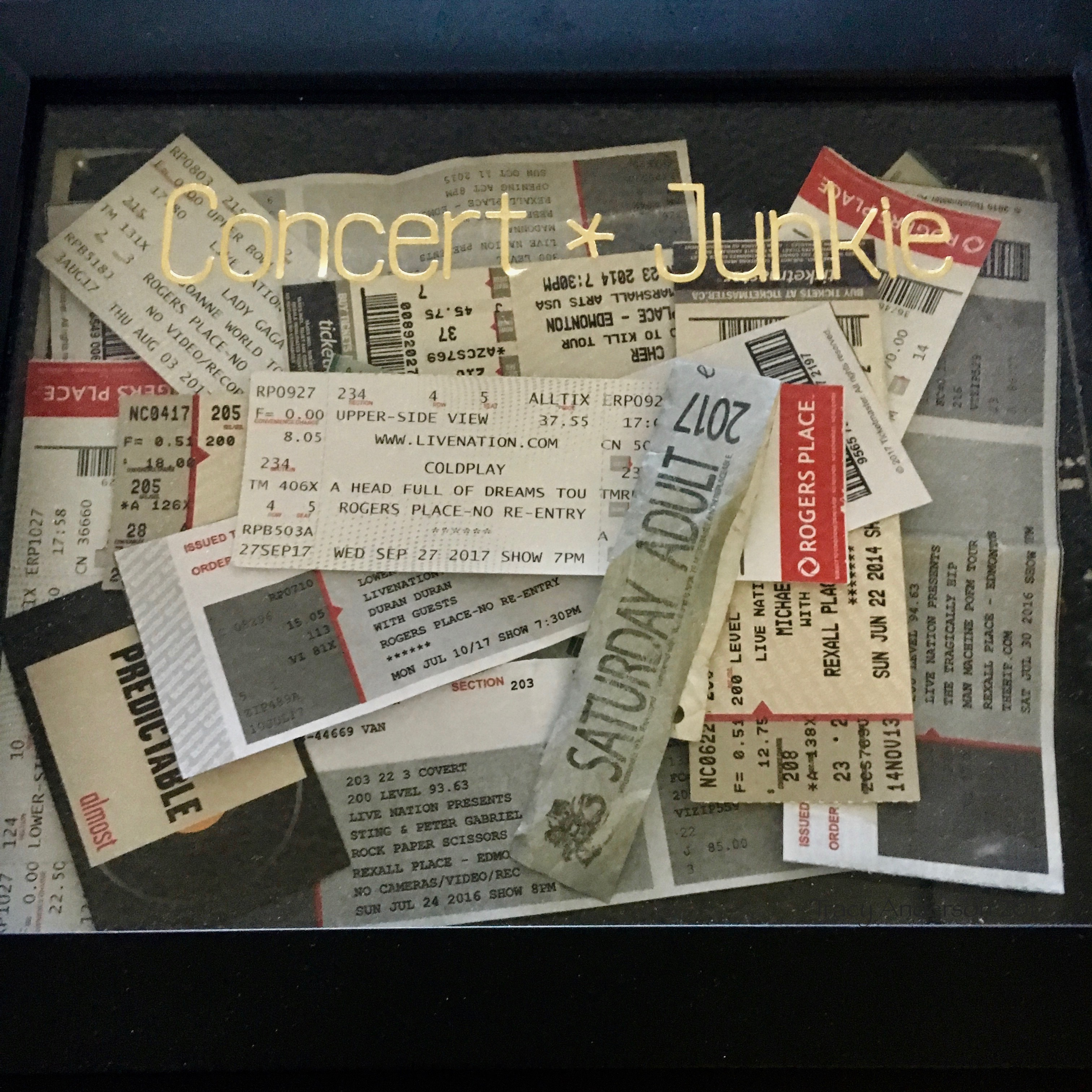 Ten Commandments for Buying Tickets on Ticketmaster – In Search of