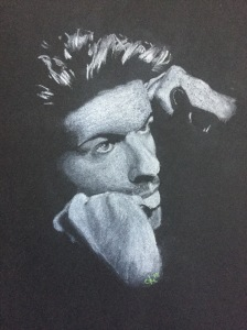 George Michael by Tracy Anderson 2017