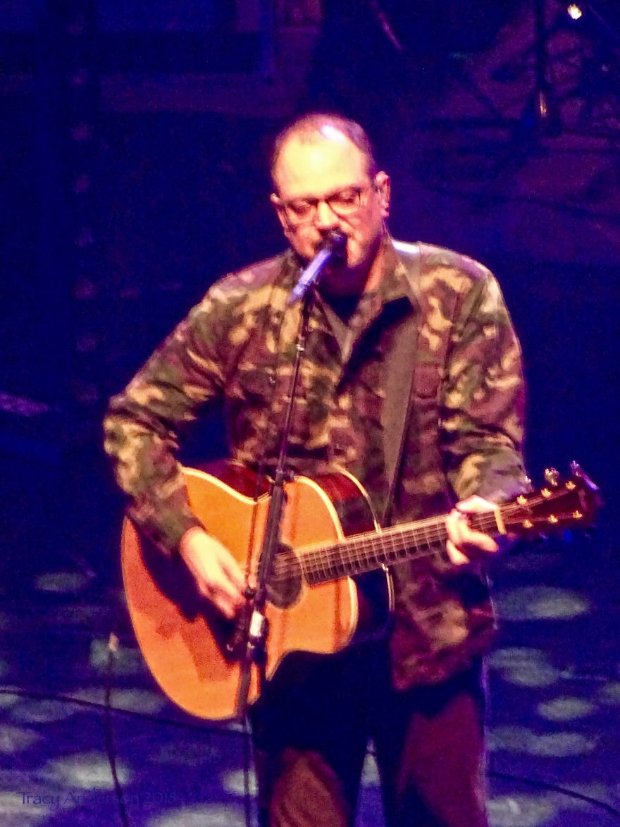 Matthew Good Close Up Edmonton Mar 27 2018