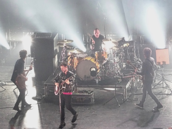 Our Lady Peace: Get up off your seats –  It's a RockShow!