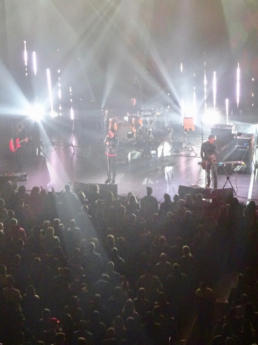 Our Lady Peace Lights Edmonton March 27 2018