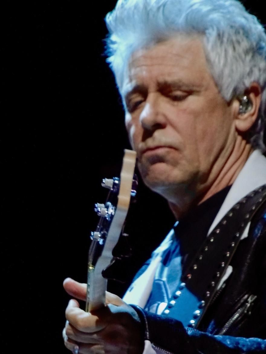 Adam Clayton close up U2 eiTour Las Vegas May 11 2018