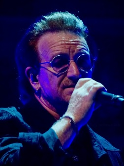 Bono Emotion U2 eiTour Las Vegas May 11 2018