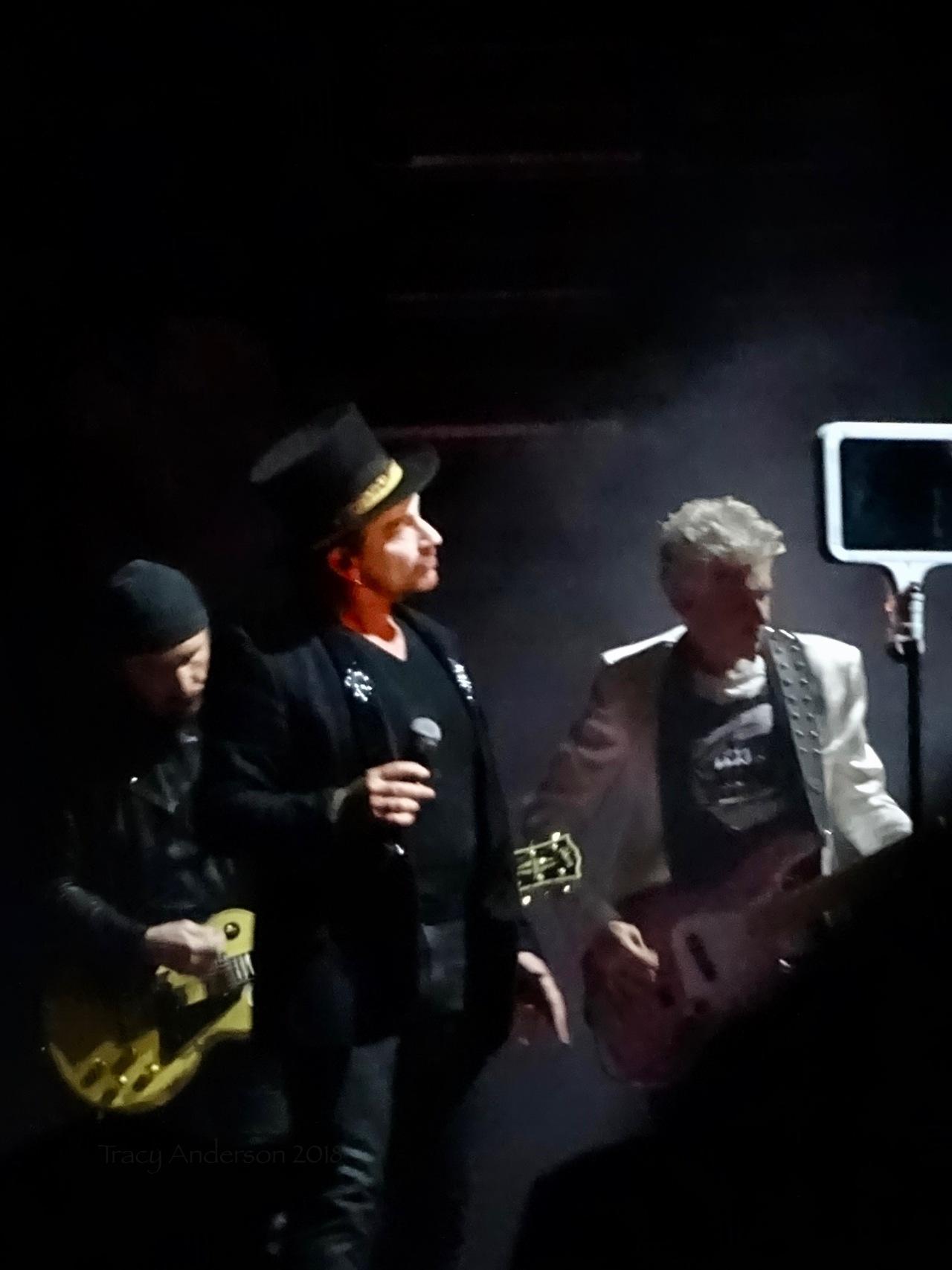 Bono MacPhisto U2 eiTour Las Vegas May 11 2018