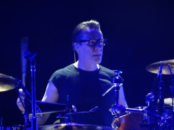 Larry Mullen Drums U2 eiTour Las Vegas May 11 2018