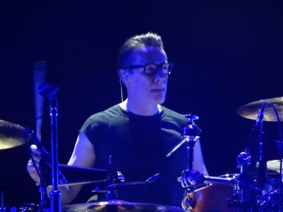 Larry Mullen Drums U2 eiTour Las Vegas May 11 2018