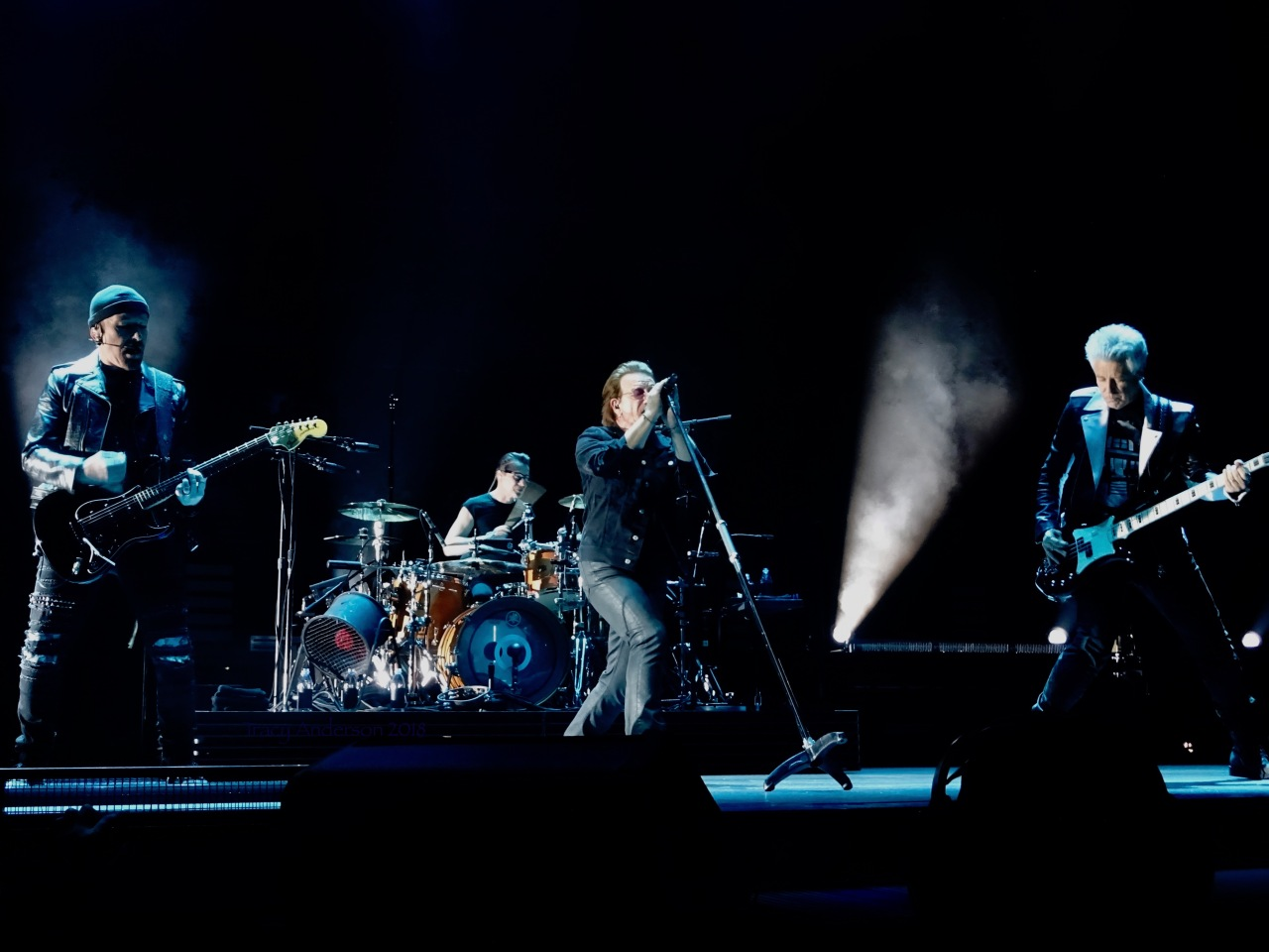 U2 eiTour Las Vegas May 11 2018