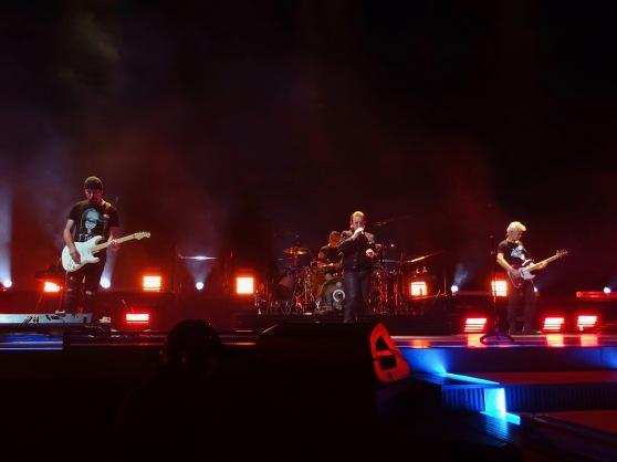 U2 red eiTour Las Vegas May 11 2018