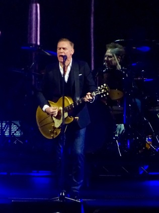 Blue Scream Bryan Adams Edmonton Rogers Place June 8 2018