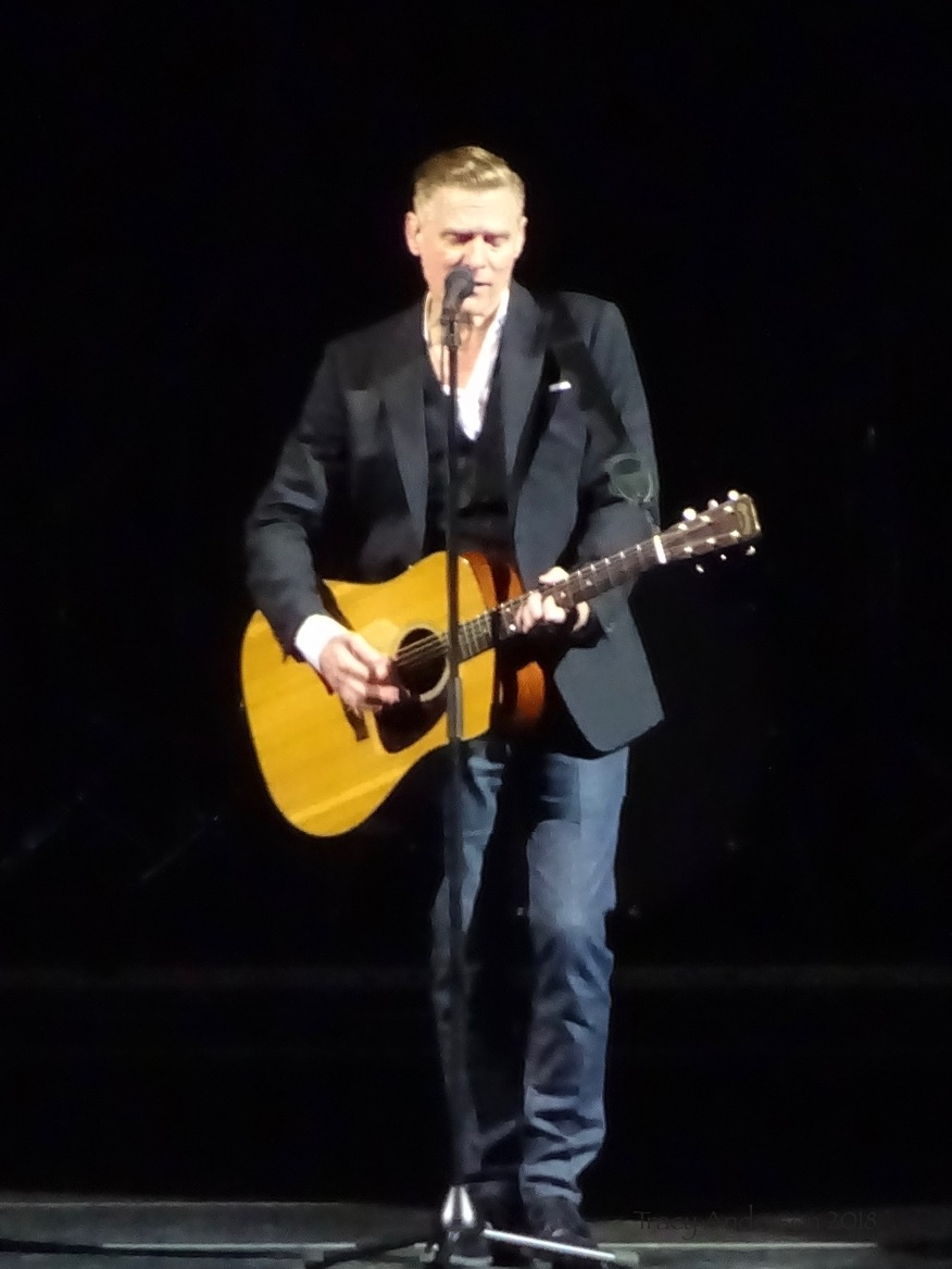 Bryan Adams Encore Edmonton Rogers Place June 8 2018