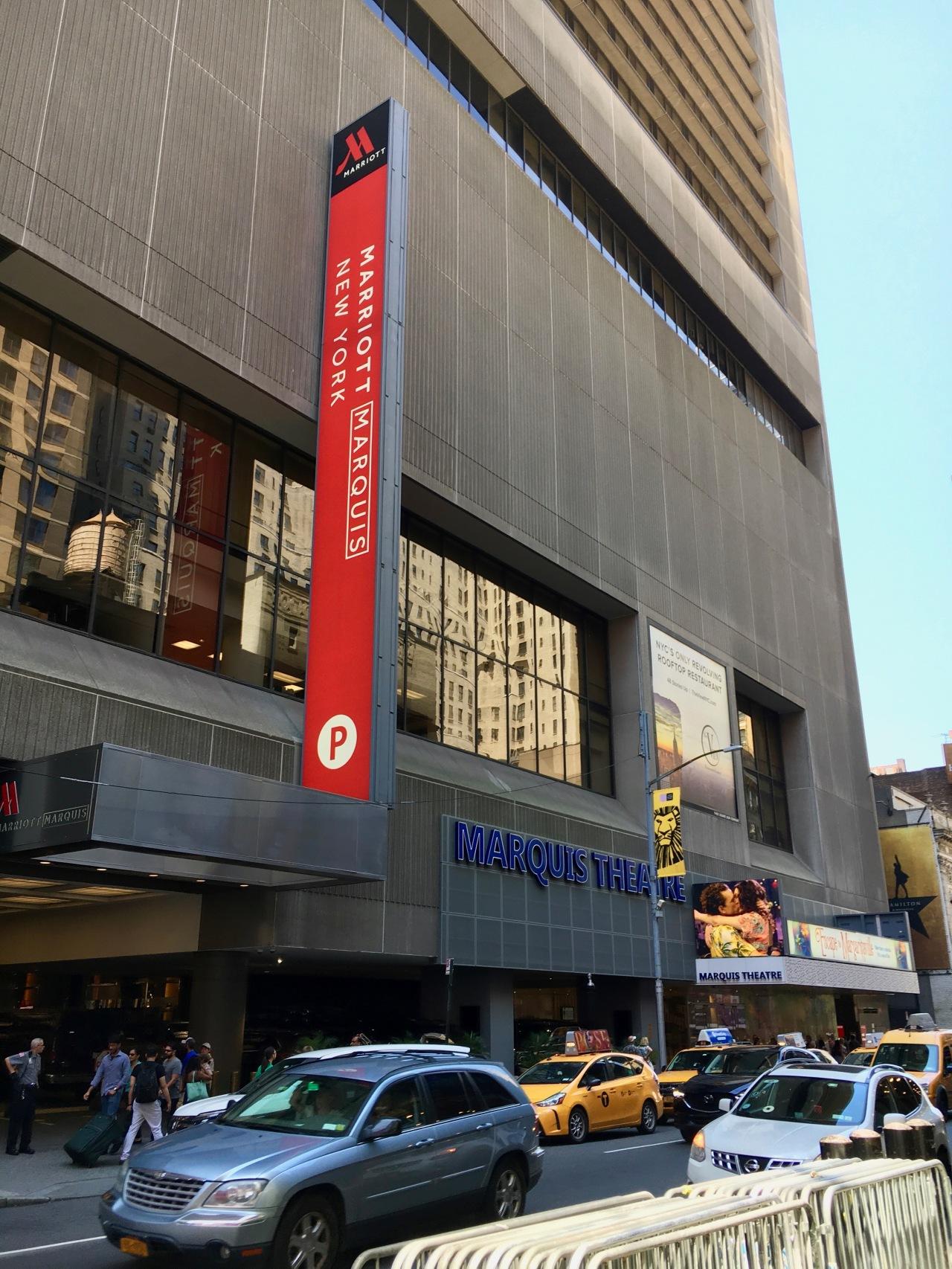 Marriott Marquis Times Square June 2018.jpg