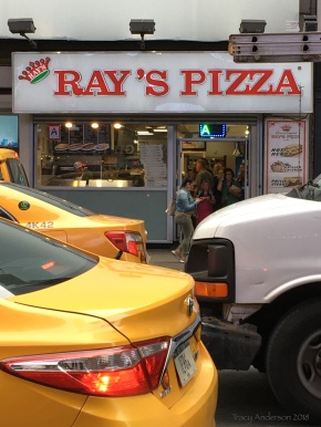 Ray's Pizza June 2018
