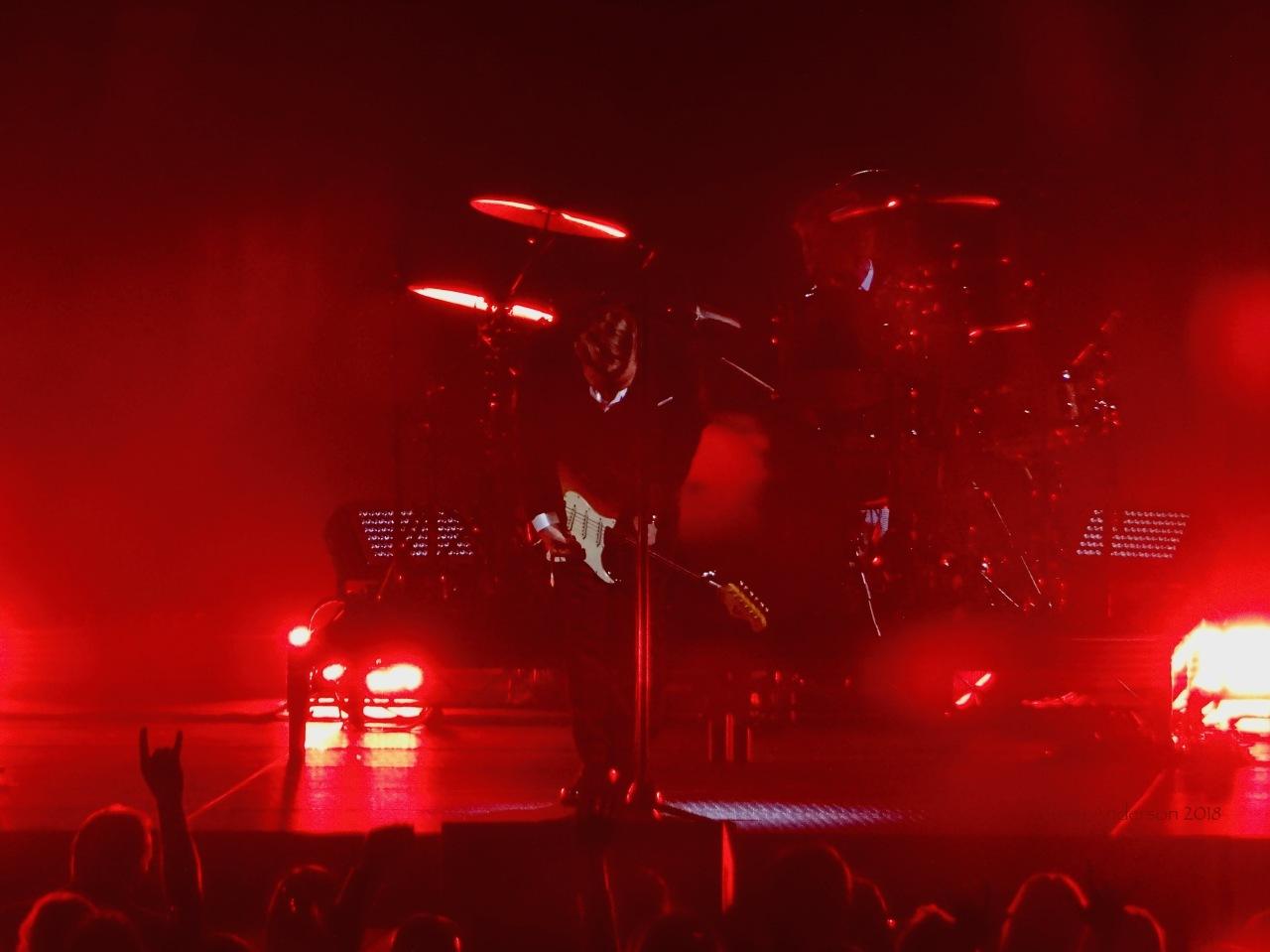 Bryan Adams Goodnight The Ultimate Tour Edmonton Rogers Place June 8 2018