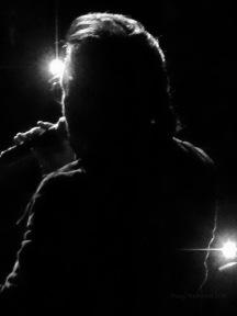 Bono Backlit U2 eXPERIENCE & iNNOCENCE Tour MSG June 25 2018