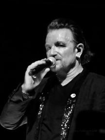Bono B&W U2 eXPERIENCE & iNNOCENCE Tour MSG June 26 2018