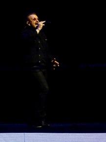 Bono E Stage U2 eXPERIENCE & iNNOCENCE Tour MSG June 29 2018