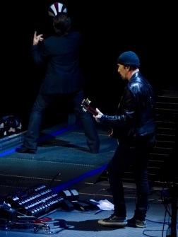 Bono Edge American Soul U2 eXPERIENCE & iNNOCENCE Tour MSG June 25 2018