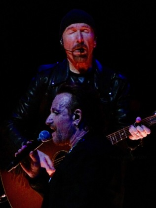 Bono Edge U2 eXPERIENCE & iNNOCENCE Tour NJ June 29 2018