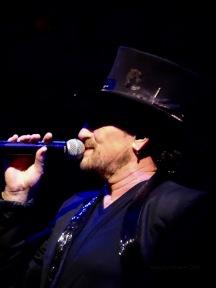 Bono Showman 2 U2 eXPERIENCE & iNNOCENCE Tour MSG June 26 2018