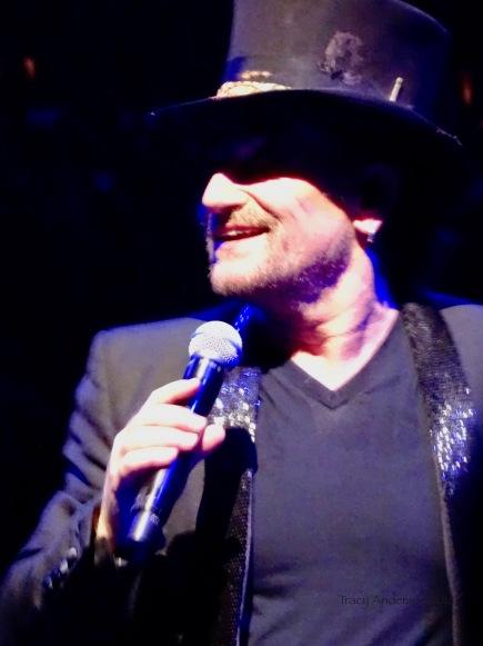 Bono Showman U2 eXPERIENCE & iNNOCENCE Tour MSG June 26 2018