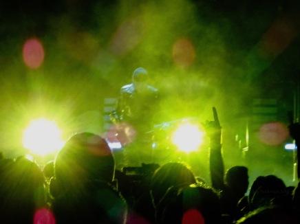 Crowd Edge U2 eXPERIENCE & iNNOCENCE Tour MSG June 26 2018