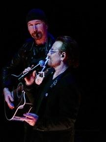 Edge Bono 2 U2 eXPERIENCE & iNNOCENCE Tour NJ June 29 2018