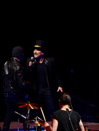 Edge Bono Larry U2 eXPERIENCE & iNNOCENCE Tour NJ June 29 2018