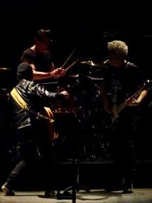 Edge Larry Adam U2 eXPERIENCE & iNNOCENCE Tour NJ June 29 2018