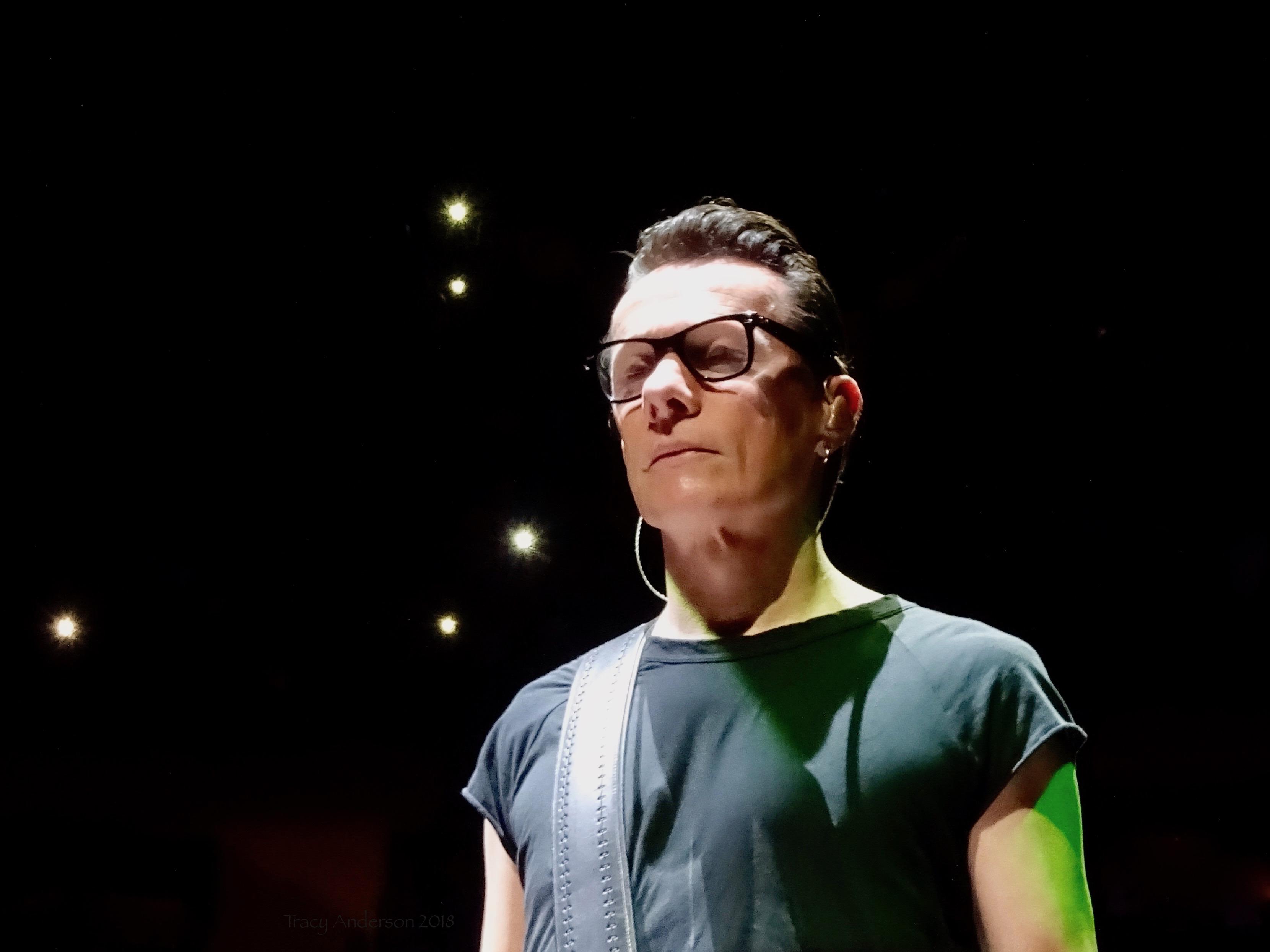 Larry Mullen Jr Stars U2 eXPERIENCE & iNNOCENCE Tour MSG