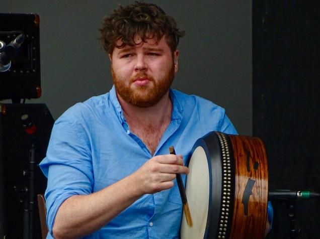 David Foley Rura Edmonton Folk Music Fest 2018
