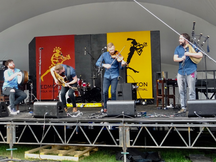 Rura Edmonton Folk Music Fest 2018