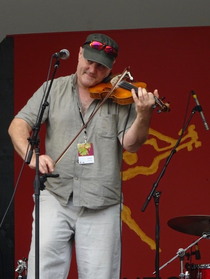 Sharon Shannon Band Edmonton Folk Music Fest 2018