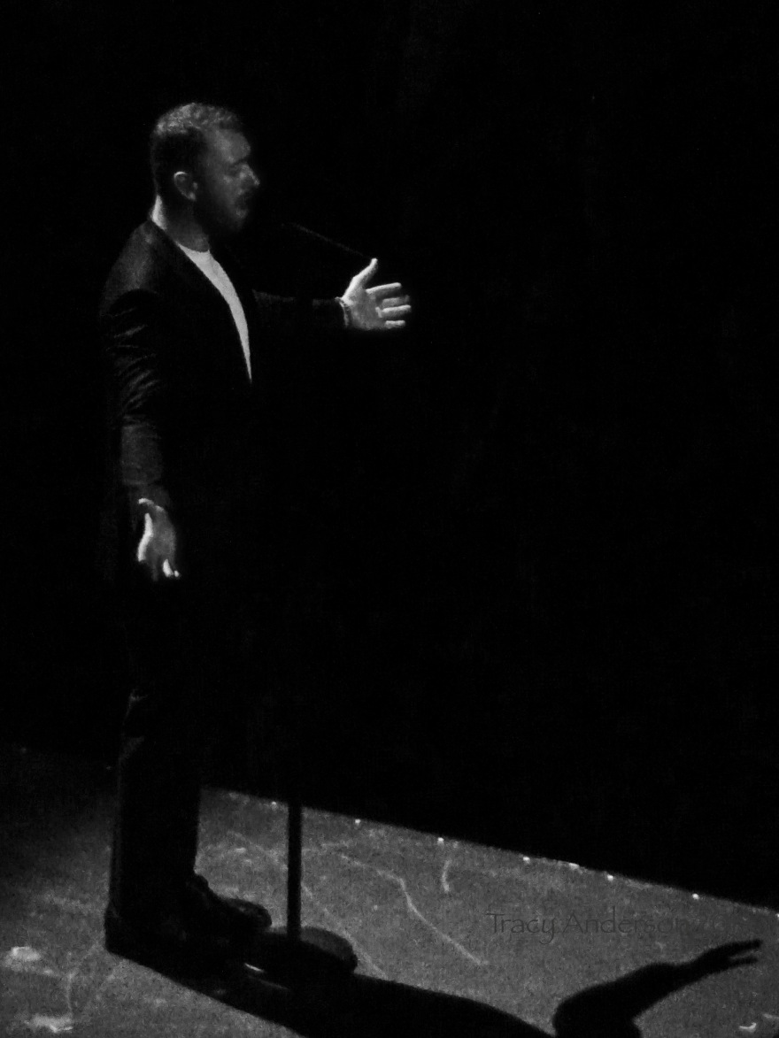 Sam Smith BW Rogers Place Edmonton Sept 12 2018