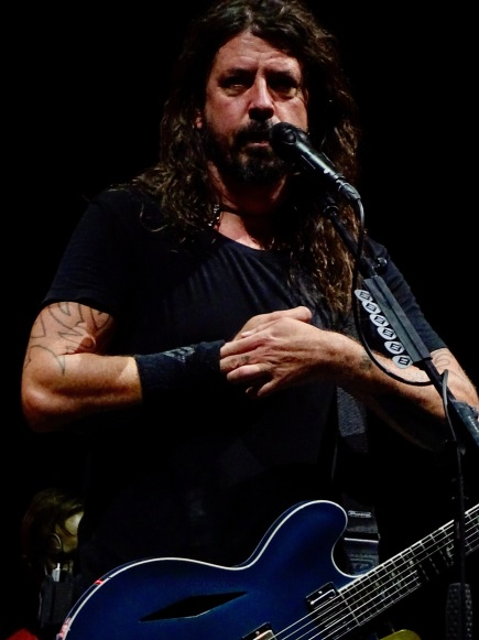 Dave Grohl Foo Fighters Concrete and Gold Tour Arms Rogers Place Edmonton Oct 22 2018