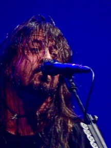 Dave Grohl Foo Fighters Concrete and Gold Tour Blue Rogers Place Edmonton Oct 22 2018