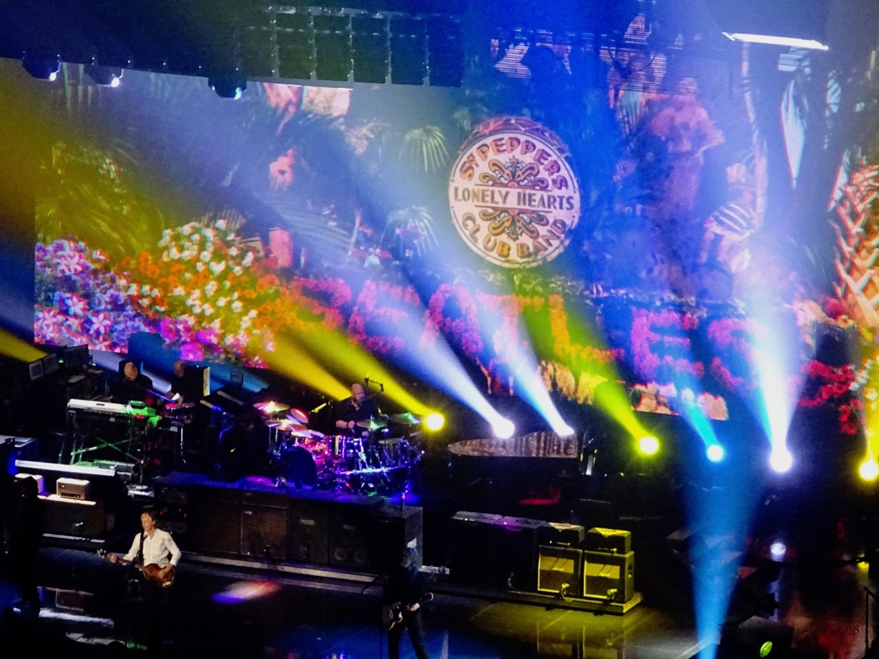 Paul McCartney's Freshen Up Tour: The God Of Rock Gods