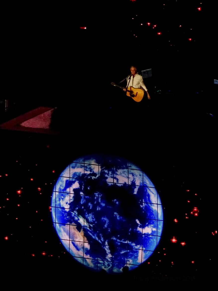 Paul McCartney World Freshen Up Tour Rogers Place Sept 30 2018